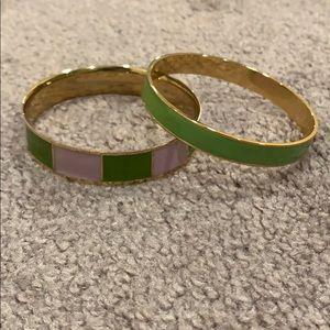 Costume jewelry bangles